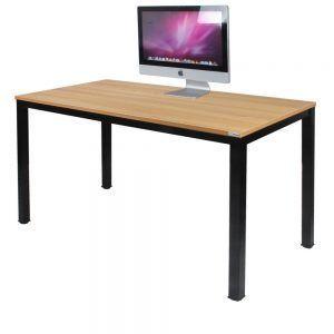 Mesa de Ordenador Escritorio marrón
